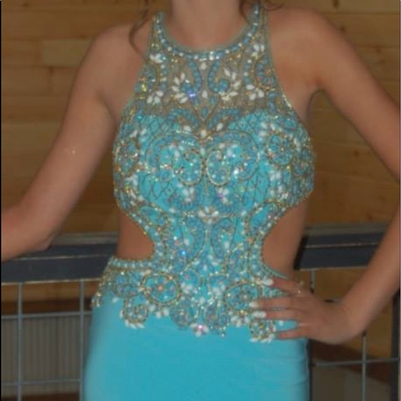 Tiffany Designs Dresses & Skirts - Prom/pageant gown